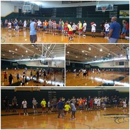 Jim Baker Timeout Basketball Camps